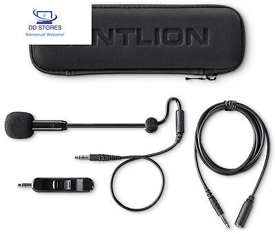 antlion Audio – antlion Audio modmic V5 dual-mikrofon, abnehmbar, inkl. mute-but