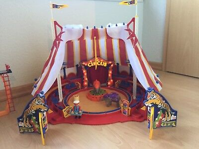 playmobil 9044 zirkus roncalli circus eur 10 00 picclick de. Black Bedroom Furniture Sets. Home Design Ideas