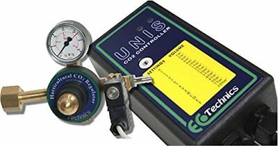 Advanced Nutrition Ecotechnics Unis Co2 Controller And Regulator - Complete Kit