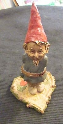"Tom Clark Gnome ""Val"" Valentine #1019 1984 Edition 38 Retired Ink Signed"