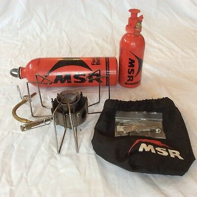 MSR Dragonfly Multi Fuel Stove