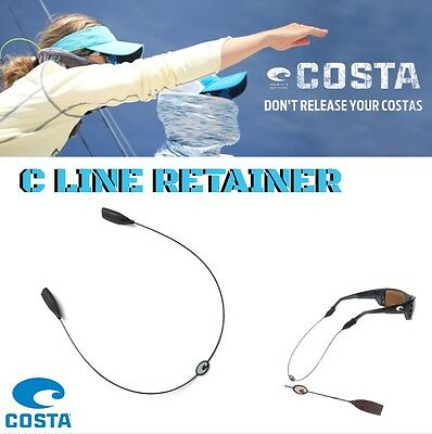 Costa Del Mar Sunglasses Retainer C-Line