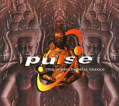 cd PULSE / THIS IS PSYCHEDELIC TRANCE - VARIOUS
