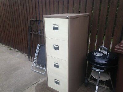 filing cabinet steel with key garage man cave storage