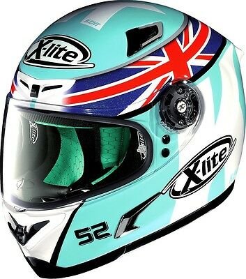 X-Lite X-802RR Danny Kent Blue World Champion Limited Edition