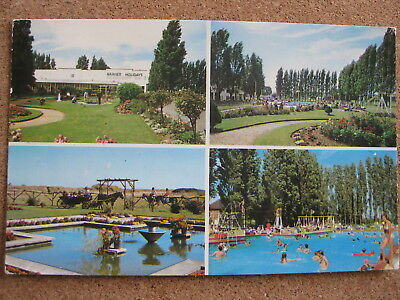 Warner Holidays, Dovercourt Bay Holiday Village, Harwich, Essex - posted 1975