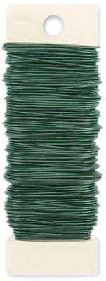 Paddle Wire 20 Gauge 4oz Green 093432522004
