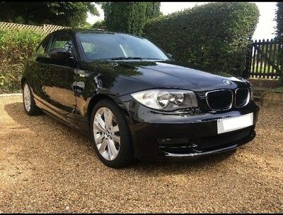BMW 1 Series Coupe 2.0 TD Full Leather Heated Seats - Full BMW Service History