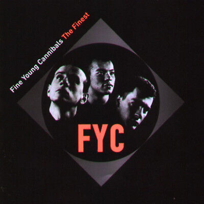 cd FINE YOUNG CANNIBALS - THE FINEST