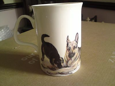 Roy Kirkham Dog Lovers Mug   Dogs Exclusive Design 1990, Used, Free-Mailing.