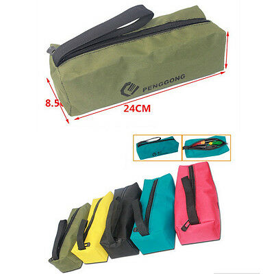 Multifunctional Storage Tools Bag Utility Bag Oxford for Small Metal Parts FF