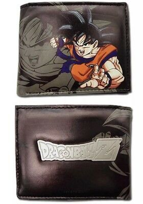 Dragon Ball DBZ GOKU WALLET BIFOLD AUTHENTIC LICENSED PRODUCT BRAND NEW NWT