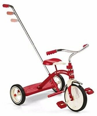 Red Radio Flyer - Classic Tricycle in good condition