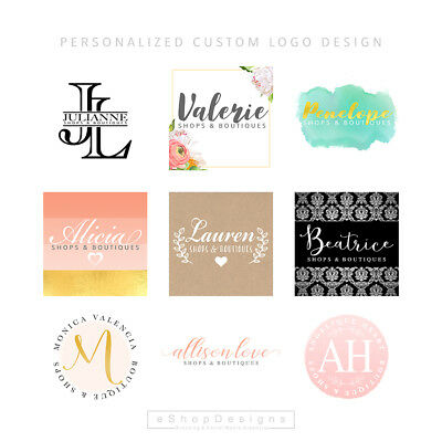Pre-Designed Logo | Ebay Store Shop Business Logo | Graphic Design