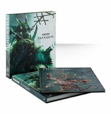 Warhammer The End Times Thanquol Book