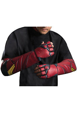 Justice League Movie The Flash Adult Gloves