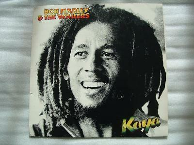 Bob Marley & the Walters Kaya, on Tuff Gong label EX Condition