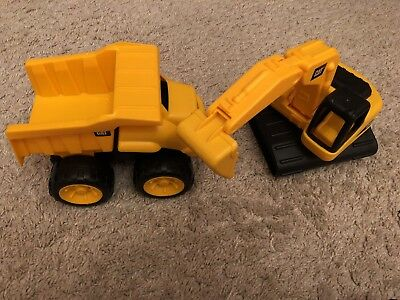 Toy CAT Digger And Excavator