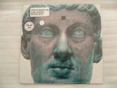 Protomartyr The Agent Intellect, Ltd Colour Lp + your lucky numbers book, Sealed