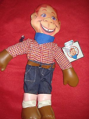 Vintage Howdy Doody Doll - Applause 1988 w/ Tags - Three Cheers Howdy Doody Time