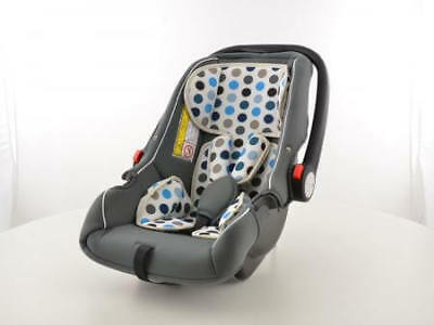 Child Car Seat Toddler black/white/blue 4 - 12 years old /15-36kg EC Approved ✔️