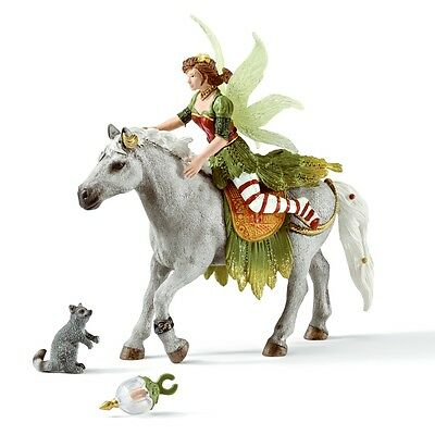 Schleich Horse Marween Fairy 70517 Elves Festive Clothes Riding Swap accessory