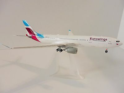 Eurowings NEW Colours Airbus A330-200 1/200 Herpa 557399 A330 A 330 D-AXGA