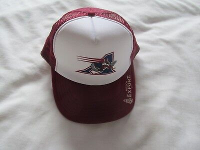 MONTREAL ALOUETTES CAP HAT sponsored BY MOLSON EXPORT FOOTBALL CFL