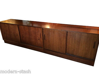 Danish Rosewood Sideboard by Carlo Jensen for Poul Hundevad