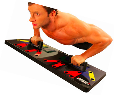 Power Press Push Up - Complete Push Up Training System NEW IN BOX