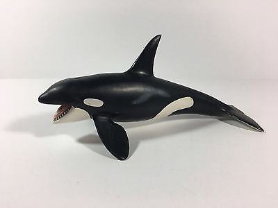 Schleich Orca Killer Whale Figure Retired 2012