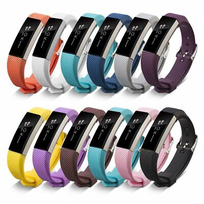 Replacement Wristband Watch Band Strap Bracelet For Fitbit Alta / Alta HR Buckle
