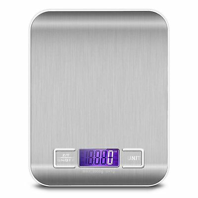 Digital Food Scale Kitchen Scale Weighing Lightweight Portable Mini Measuring