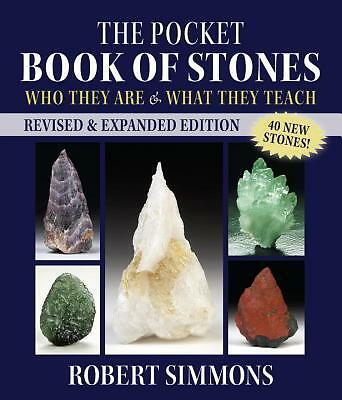 The Pocket Book Stones Revised Edition Who They Are What by Simmons Robert