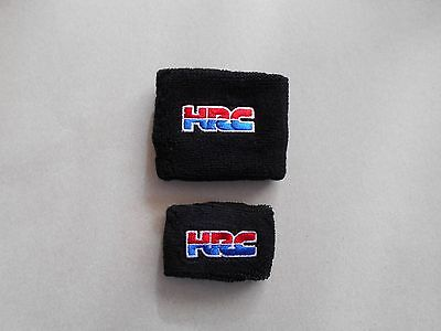 Motorcycle Reservoir Covers (for brake + clutch) hrc cbr rr honda 1000 600 blade