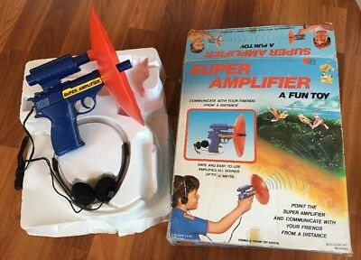 Super Amplifier - Toy Circa 1980s