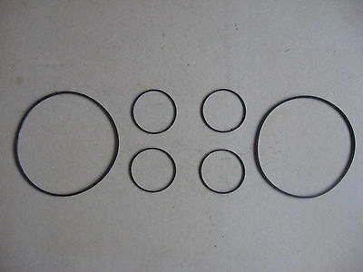 Daimler Conquest Century Instrument Rubber Seal Set