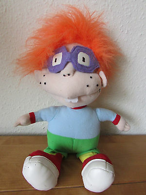 "Fab 12"" *chuckie Finster*  Rugrats Rugrat Plush Soft Toy"