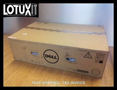 New Dell MD3400 7x 6TB 7.2K NL-SAS Dual RAID 12Gb Direct Attached Storage 12G