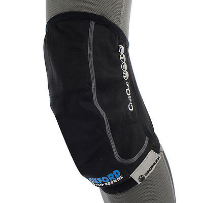 Oxford ChillOut Advanced Windproof Motorbike Motorcycle Knee Warmers All Sizes