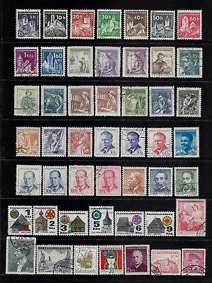 CZECHOSLOVAKIA - mixed collection No.31