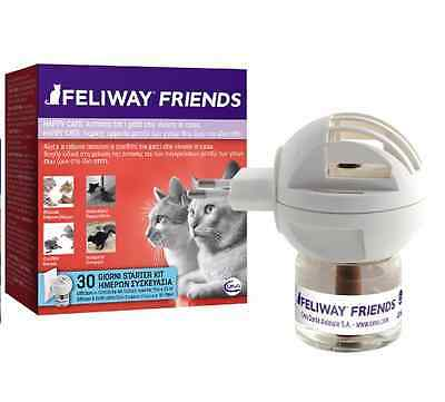 Feliway Friends Diffuser + Refill 48 Ml Armonia Fragrances The Cats Of Home