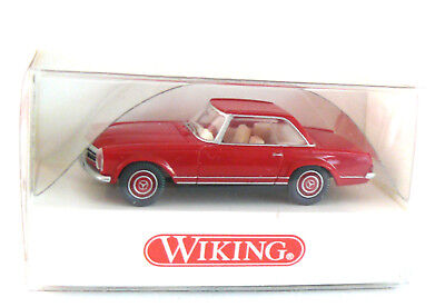 CA-04-39 / WIKING ®  1:87 - Mercedes 280 SL Coupe` - Nr. 8343926 - OVP
