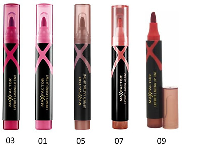 Max Factor Lipfinity Lasting Lip Tint - Choose Shade