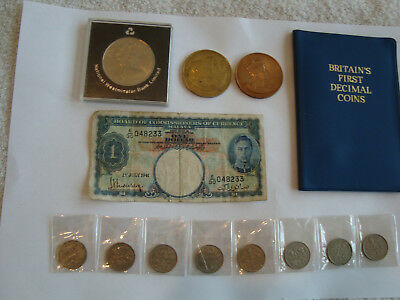 Banknote, Coins & Medals Collection