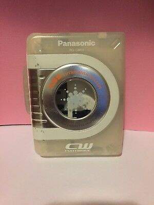 PANASONIC RQ-CW03 AM/FM Stereo Walkman Cassette Player - Tested And Working