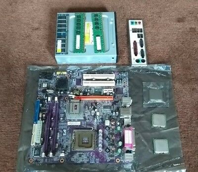 Msi ms-7528 motherboard