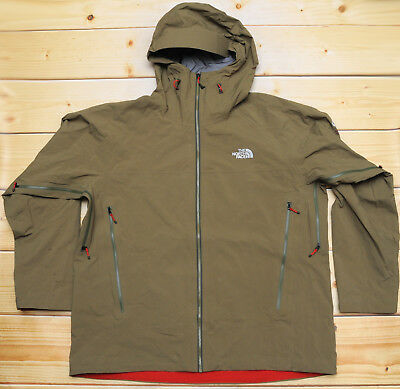 THE NORTH FACE POINT FIVE - GORE-TEX PRO - waterproof shell MEN'S JACKET - XXL