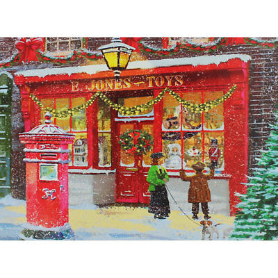 The Old Toy Shop - Jigsaw Puzzle - 500 Pieces, Toys & Games, Brand New