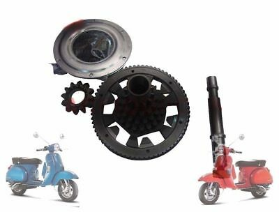 Vespa Cluster Primary Drive Gear Assembly Px Lml Stella Star Scooters @de